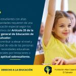 10 Realidades de los estudiantes con altas capacidades en El Salvador